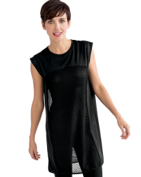 Nothing but Net Tunic $89