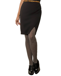Asymmetric Skirt $79