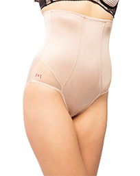 Sheer Collection High Waist Brief $59