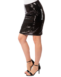 Sequin Skirt $89