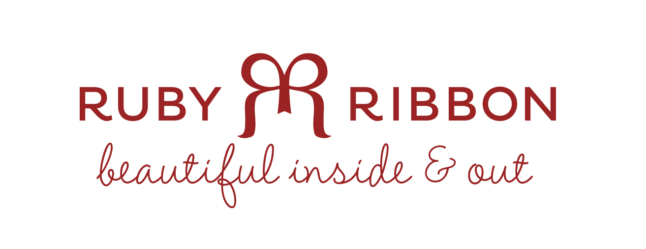 Beautiful Inside & Out, Ruby Ribbon